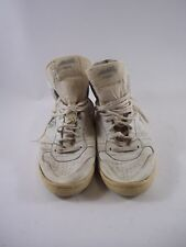 Rare Vintage 1980s Avia 810W Shoes Size 10 White Leather 0866