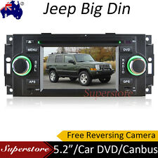Car DVD GPS Player for Jeep Commander Compass cherokee liberty patriot Wrangler