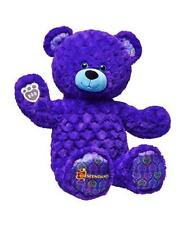 BUILD A BEAR FACTORY RARE & HTF DISNEY DESCENDANTS BEAR USA EXCL BNWT