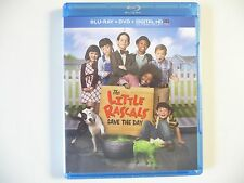 NEW/SEALED - The Little Rascals Save the Day (Blu-ray/DVD/Digital 2014)