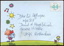 Netherlands 2007 Cover TO Rotterdam #C19890