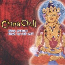 FREE US SH (int'l sh=$0-$3) NEW CD Various Artists: China Chill: Urbal Essence f