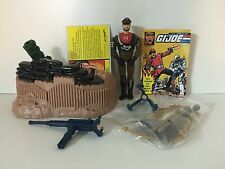 CYBORG GENERAL BLITZ action figure SGT SAVAGE GI JOE Screaming Eagles Hasbro