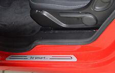 Set Einstiegsleiste Einstiegsleisten smart fortwo 453 Coupe Cabrio ab 2014