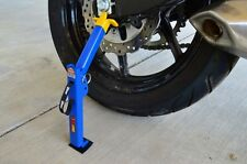 SNAPJACK SUPERBIKE MOTORCYCLE MOTORBIKE STAND, LIFT IDEAL FOR CHAIN CLEANING