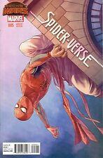 SPIDER-VERSE #5 CAMPBELL 1:25 INCENTIVE VARIANT COVER