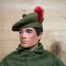 Banjoman 1:6 Scale Custom Made Black Watch Tam O'Shanter For Vintage Action Man