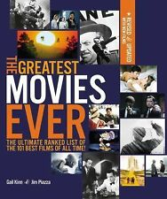 The Greatest Movies Ever  Revised and Up-to-Date: The Ultimate Ranked List of th