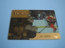 1998/99 UPPER DECK MCDONALDS HOCKEY ERIC LINDROS CARD #MCD 10