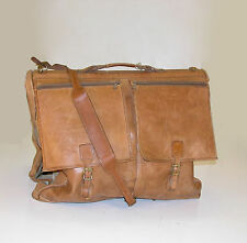 """Hartmann Belting Leather 42"""" Bi-Fold Shoulder Garment Bag Carry-On"""