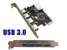 PCI EXPRESS PCIE Controleur USB 3.0   USB3   SUPERSPEED - 4 PORTS / CHIPSET  VIA