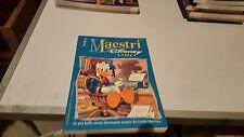 MAESTRI D'ORO DISNEY NUMERO 25 SPECIALE GUIDO MARTINA OTTIMO