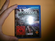 Resistance Retribution | Burning Skies | Game | PS VITA | PSV