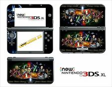 SKIN STICKER AUTOCOLLANT - NINTENDO NEW 3DS XL -  REF 48 STAR WARS