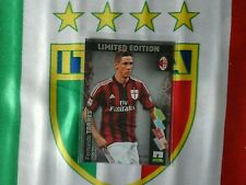 LIMITED EDITION Panini Calciatori Adrenalyn XL 2014-2015 TORRES