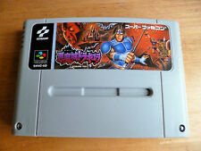 SUPER CASTLEVANIA IV  SUPER FAMICOM  SNES JAPAN NTSC CART