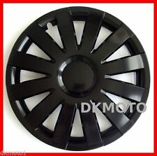 "4x14""  Wheel trims for VW POLO VW GOLF VW LUPO 14"" BLACK"