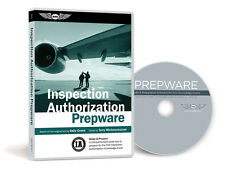 ASA Prepware: Inspection Authorization - Seventh Edition | ASA-TW-IA-7