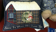 Boyds Bears Home isWhere they Love you    #811312 NWT! Great Home decor!!