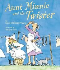 Aunt Minnie and the Twister-ExLibrary