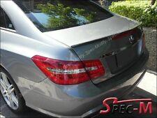 Carbon Fiber Trunk Lip Spoiler For 2011+ C207 C207 E250 E350 E500 E550 AMG Coupe