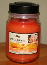 Paula Deen 19 oz. Peach Tart Candle