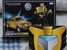 Transformers Masterpiece MP-21G Generation 2 Bumble G2 Bumblebee