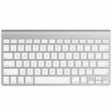 Genuine OEM Original Apple Bluetooth Wireless Mini Keyboard (White) MC184LL/A