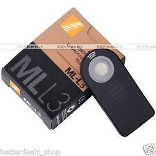 ML-L3 IR Wireless Remote Control For NIKON D7000 D7100 D5000 D5100 D5200 J1 J2
