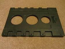 Clansman caricabatteria piastra di base di montaggio. molto buono, usato condizione.