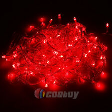 100/200/300/400/600 LED Fairy Lights Indoor/Outdoor String Lighting Christmas