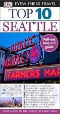 Eyewitness Top 10 Travel Guide: Top 10 Seattle by Eric Amrine (2015, Paperback)