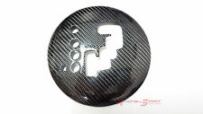 REAL GLOSSY CARBON FIBER SHIFTER PANEL COVER FOR LHD MAZDA RX8 MAZDASPEED USDM