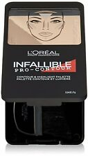 L'OREAL Infallible Pro-Contour Contour & Highlight Palette- 813 Light- NEW