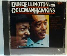 Duke Ellington meets Coleman Hawkins (MCA, 1986) (cd5341)