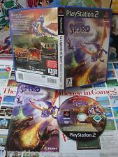 Playstation 2 PS2:La Légende de Spyro - Naissance d'un Dragon [TOP] COMPLET - Fr