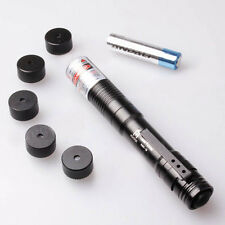 RED LASER POINTER-Standard 1 x AAA BATTERIA-LAZER PENNA - 5 MODELLI - 650nm