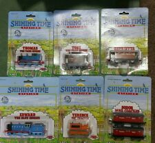 1991 ERTL Shining Time Station LOT OF 6 Thomas and Friends. New In Package!!