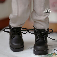 1/6 BJD Shoes Yosd Dollfie DIM DREAM black Boots AOD DOD LUTS SOOM Dollmore DZ