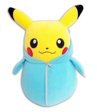Pokemon Pikachu Sleeping Bag Nebukuro Venusaur Plush -  GENUINE Japanese Import