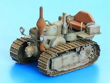 PLUS MODEL COMPLETE KIT LANZ BULLDOG 35HP  CAT.TRACTOR WWII Scala 1:35 Cod.PL062