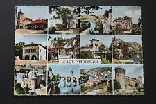 Carte postale Semie moderne CPSM Le Lot Pittoresque