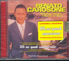 RENATO CAROSONE - WHISKY & SODA & ROCK' N' ROLL - CD (NUOVO SIGILLATO)