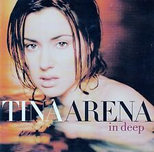 TINA ARENA : IN DEEP / CD