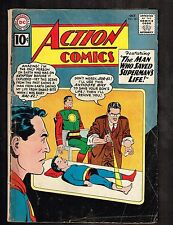 Action Comics #281 ~ Superbaby / 10 cents ~ 1961 (4.0) WH