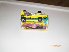 1971 MATCHBOX FORMULA ONE RACING CAR #34A H.T.F  SUPERFAST FREE U.S SHIPPING