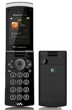Sony Ericsson W980 Black 3G Cellphone Unlocked free shipping Music phone