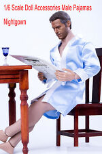 "*1/6 Scale Doll Accessories Male Pajamas Nightgown Fit 12"" Phicen Doll figure"