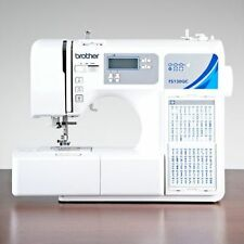 BROTHER fs130qc Stitch LCD elettronico portatile Quilting MACCHINA DA CUCIRE ELNA PC
