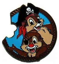 Disney Pin: WDW Mickey's Mystery Pin Machine Pirate Collection - Chip 'n' Dale